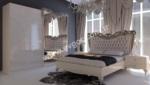 EVGÖR MOBİLYA / Stil Avangarde Yatak Odası
