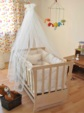 bebekonfor bebek beşikleri / Bebekonfor Kayra Organik İtalyan Style Bebek Besik