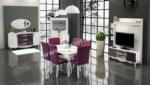 EVGÖR MOBİLYA / yeni Trend Valentin Avangarde Yemek Odası