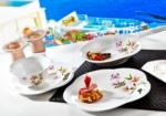 Alkapida.com Türkiye / Noble Life 24 Parça Kamelya 6 Kişilik Porselen Yemek Takımı 16417