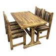 Cafe Masa Sandalye / Ahşap Masa Sandalye Takımı