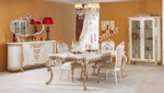 EVGÖR MOBİLYA / Rizona Klasik Yemek Odası