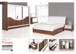 Çel-Mo Mobilya / Viyana Yatak Odası