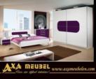.AXA WOISS Meubelen / evinize renk katacak, modern yatak odası takımı