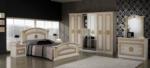 Royal Meubel & Bedden & Boxsprings / Alexandra klasik yatak odasi takimi