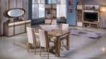 Vesta yemek odası takımı - Istikbal HAMBURG
