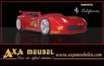 .AXA WOISS Meubelen / müthiş bir tasarım, çocukların hayallerindeki araba yatak  54 8630
