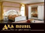 .AXA WOISS Meubelen / parlak ve göz alıcı lüks versace yatak odası takımı  9 1301