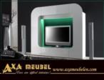 .AXA WOISS Meubelen / 31 1717 Duvar Üniteleri en uygun fiyata italyan parlak TV Ünitesi | AXA Mobilya