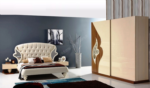 Yıldız Mobilya / Akabe Ceviz Yatak Odası