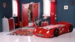 EVGÖR MOBİLYA / Turbo Sport Genç Odası - F1