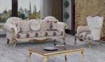 Yıldız Mobilya / Sahra Klasik Salon Takımı