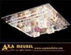 .AXA WOISS Meubelen / ledli uzaktan kumandalı tavan lambası