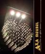 ****AXA WOISS Meubelen / spotlu uzaktan kumandalı tavan lambası