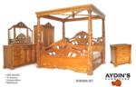 Aydins Furniture / Direkli El Oymalı yatak odası