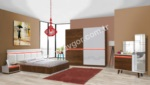 Mobilyalar / Fiesta Modern Yatak Odası