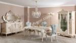 Mobilyalar / Levida Klasik Yemek Odası