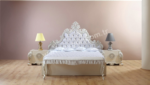 EVGÖR MOBİLYA / Hayallerinizi Süsleyecek Tasarım Saltanat Yatak Odası Takımı
