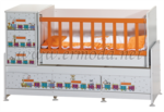 ERMODA Modüler Mobilya / Ermoda Sedef Wagons Special Beşik
