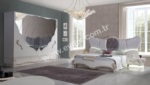 EVGÖR MOBİLYA / Vista Avangarde Yatak Odası