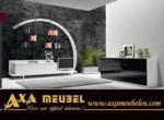 ****AXA WOISS Meubelen / Çağdaş, yenilikçi tarz yemek odası duvar ünitesi