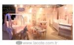 prenses araba yatak çocuk ve bebek odası - www.lacote.com.tr