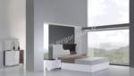 EVGÖR MOBİLYA / Özel Şifonyer Tasarımı Rose Avangarde Yatak Odası