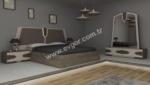 EVGÖR MOBİLYA / Retto Modern Yatak Odası