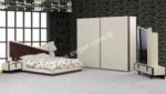 EVGÖR MOBİLYA / Sevde Modern Yatak Odası