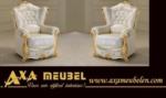 .AXA WOISS Meubelen / odanıza çok özel bir mekan havası katacak barok koltuk 53 STP3