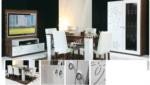 EVGÖR MOBİLYA / Lake Tasarım Gülanda Modern Yemek Odası