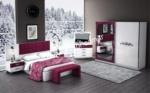 EVGÖR MOBİLYA / Alyans Modern Yatak Odası