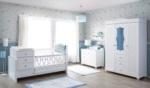 Yıldız Mobilya / Vanessa Country Bebek Odası Mavi