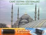 KARBONİK ISITMA SİSTEMLERİ / Cami halı altı ısıtma sistemleri