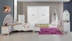 EVGÖR MOBİLYA / Fiorentina Sürgü Kapaklı Yatak Odası
