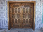 Neccarosman Ahşap Dünyası / Cami Kapısı