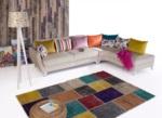 perla mobilya / Rüya renkli köşe takımı