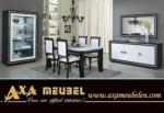 .AXA WOISS Meubelen / ayrıcalıklı bir güzellik ve estetiğe sahip modern Yemek Odası  62 1308