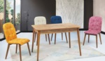 EvseBu Home & Living / Çılga Masa Sandalye Takımı