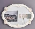 Özüçler Mobilya /  Buse Dekoratif Duvar Aynası renk seçenekli(beyaz-bordo)
