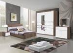 Özüçler Mobilya / Yatak Odası Takımı Haliç Beyaz OMS 400