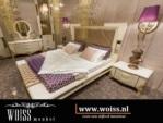 .AXA WOISS Meubelen / WOISS MODEL 1 parlak yatak odası takımı BREDA Hollanda