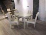 Boran Furniture Export / Berra Klasik Masa 4 Kişilik/ Berra Classic Table for 4 People