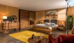 Yıldız Mobilya / Key Ahşap Yatak Odası