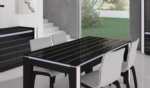 ,,,,A.EUROstar möbel / yemek masasi siyah