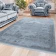 Carpettex / Hochwertiger Moderner Designer Teppich Empera Taboo E1303 Blau
