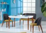 Özüçler Mobilya / Verona Mutfak Masa Sandalye Takımı