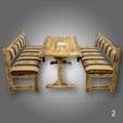 Masa Sandalye Pazarı / Çam masa sandalye