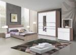 Özüçler Mobilya / Yatak Odası Takımı Sonoma Beyaz OMS 400