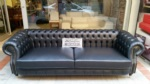 koçaklar mobilya koltuk / Elips Siyah Koltuk